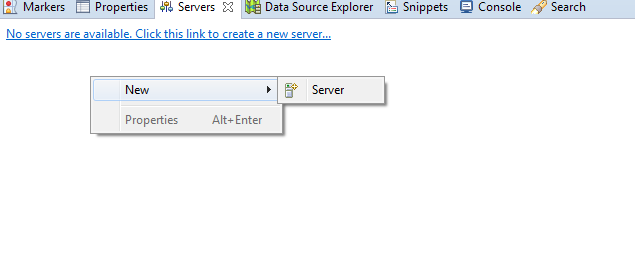 Eclipse_server_setup
